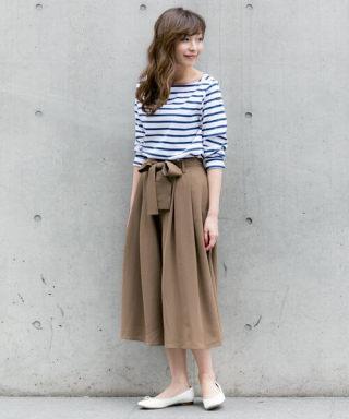 よく着る洋服の組み合わせ