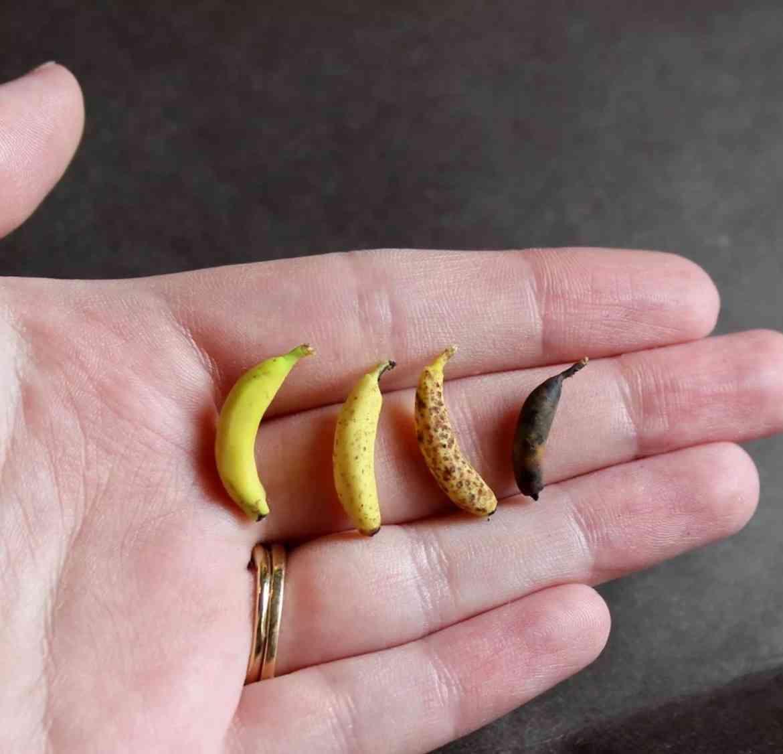 バナナのアレンジ
