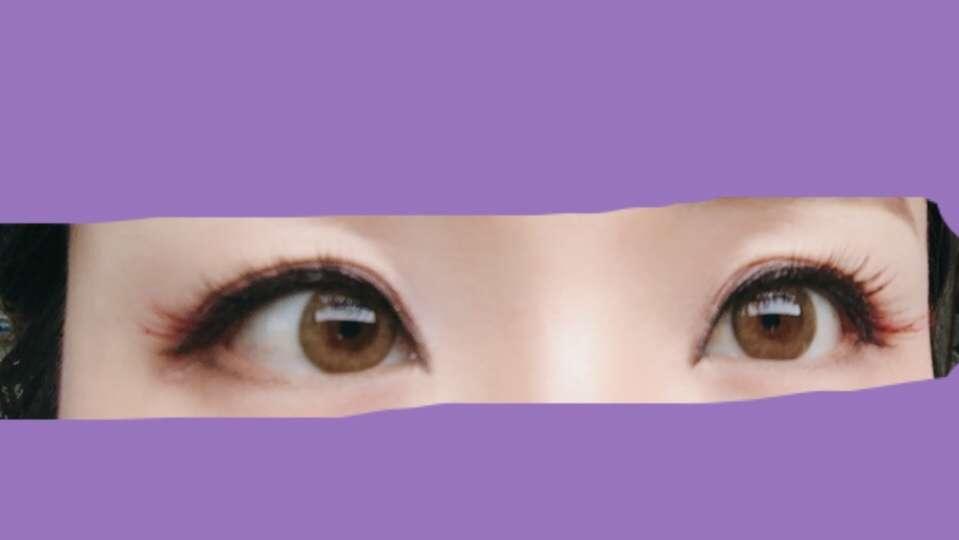 マツエクのデザインと目の形を教えてください!