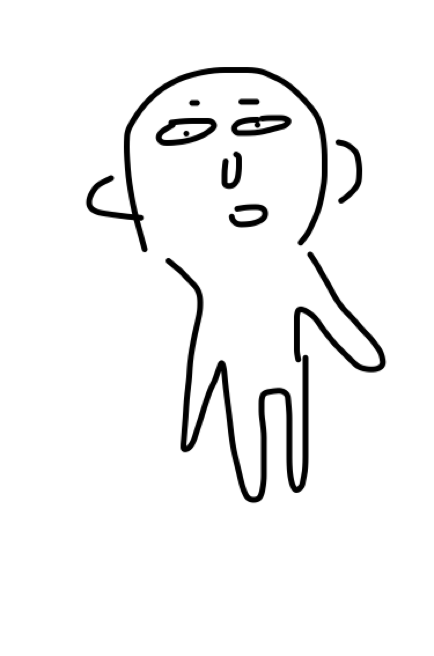 30日間人間を描き続けるトピpart6【絵トピ】