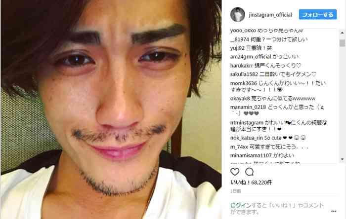 赤西仁「世界で最もハンサムな顔100人」にノミネート  5年連続ランクインに期待高まる