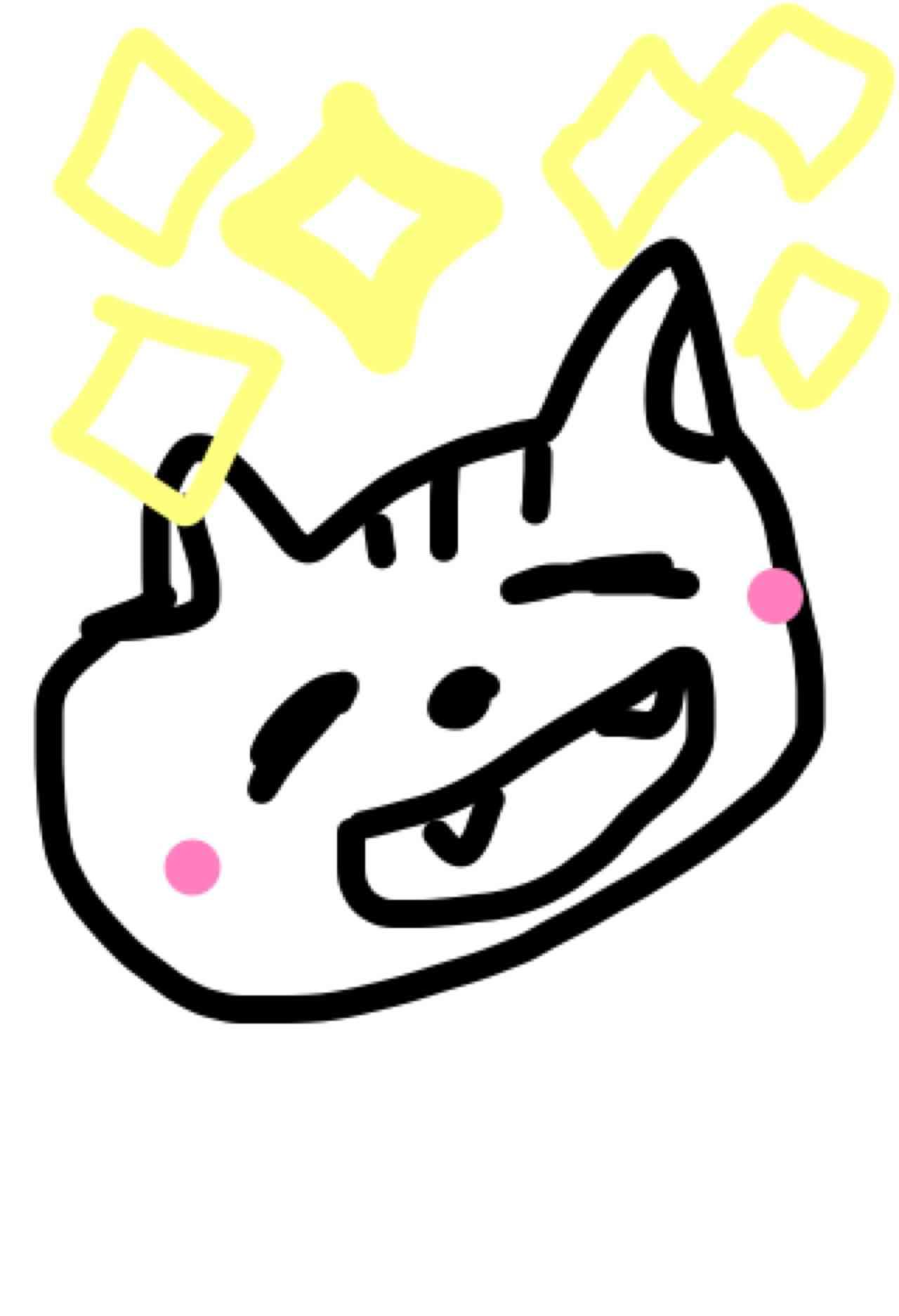 【絵トピ】笑顔を描きましょう