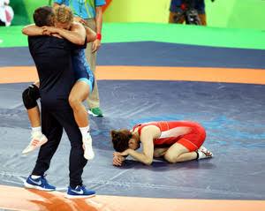 オリンピックの好きな写真
