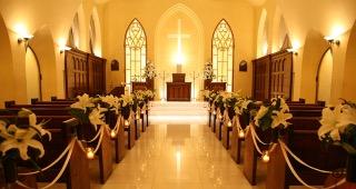 結婚式の場所について