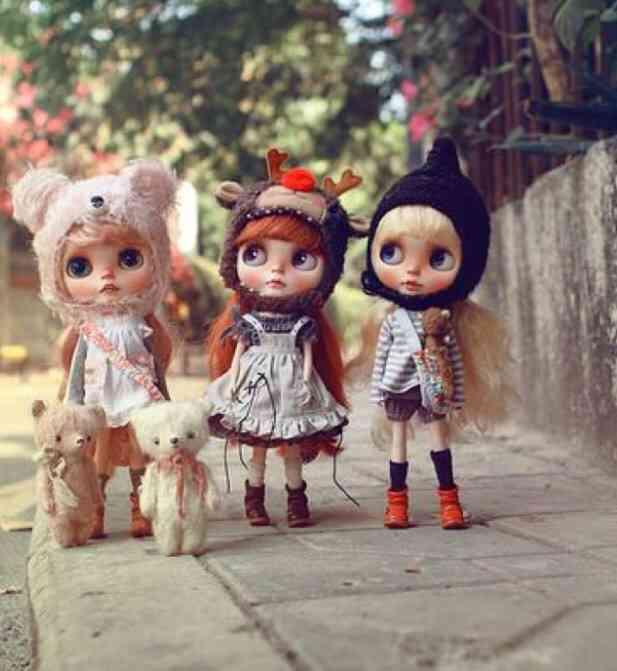 ブライス人形について