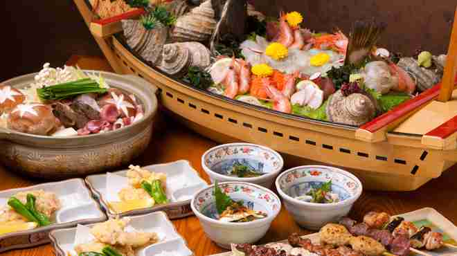 豪華・高級な食べ物の画像