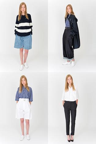 モード系ファッションが好きな人!