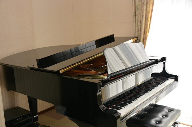 賃貸マンションでのピアノ