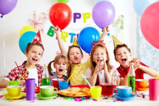子どもの誕生日会しますか?