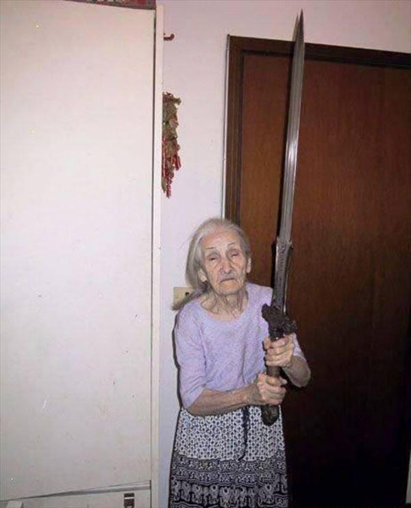 祖父母の危険な行動