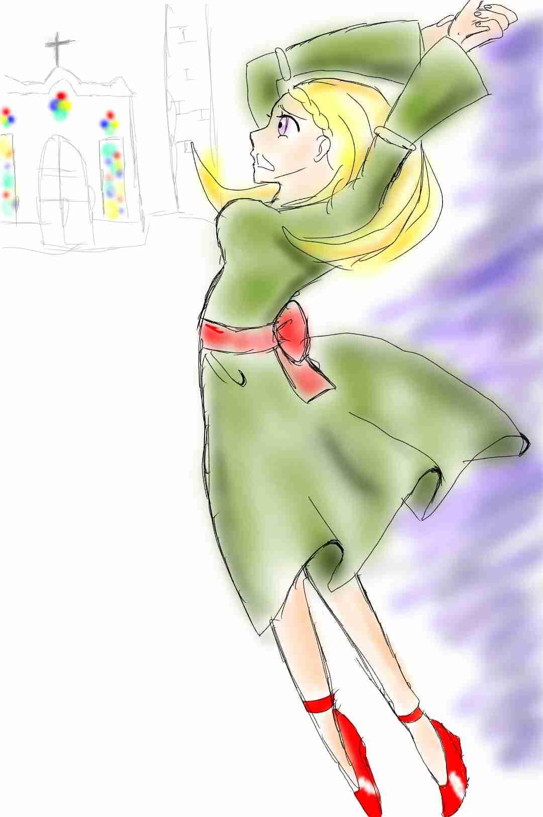童話や昔話の絵を描くトピ【お絵描きトピ】