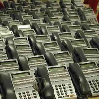 不思議な電話
