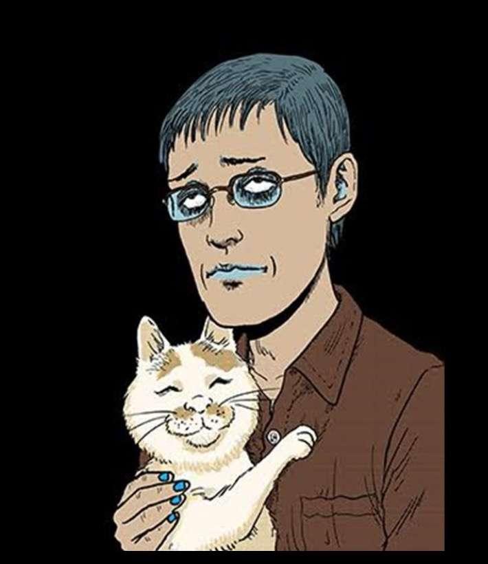 漫画の作者さんを知りたい!