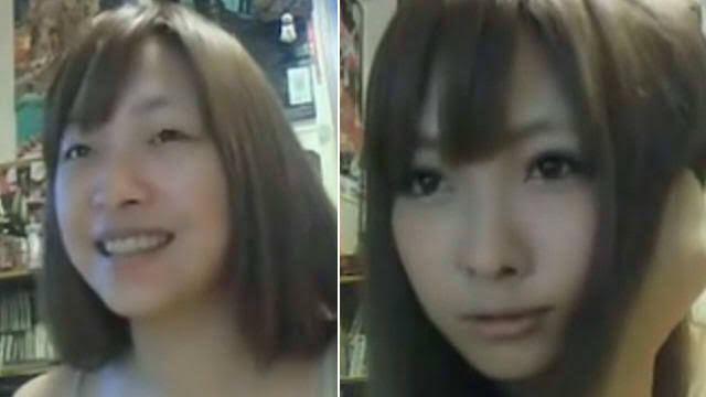 薄顔美人、濃顔美人のどちらに憧れますか?