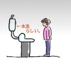 トイレを我慢している時に見る夢