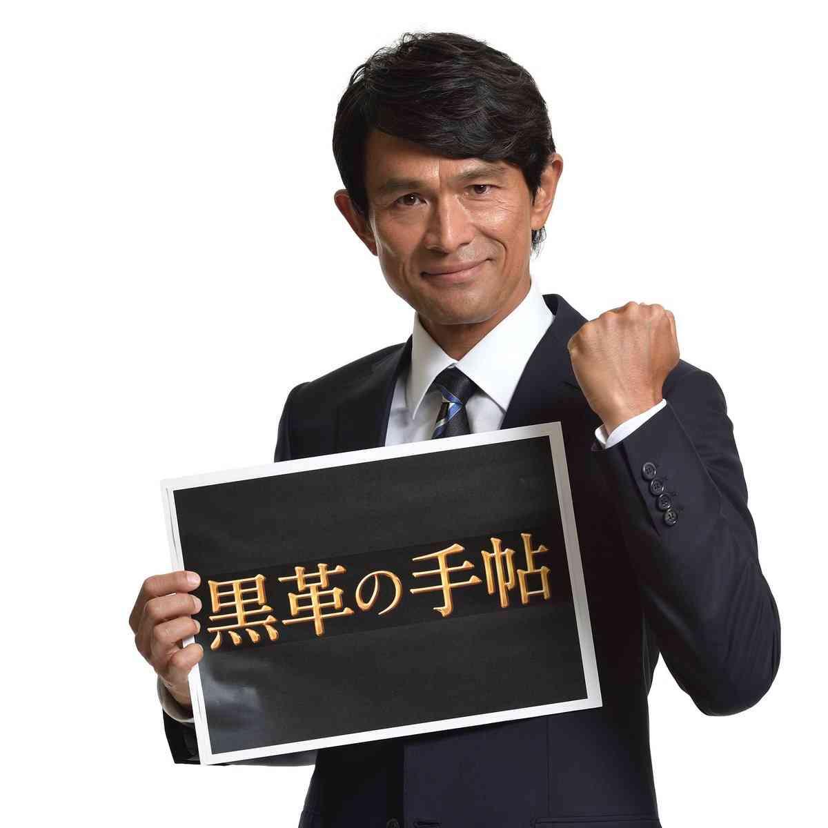 武井咲主演「黒革の手帖」初回11・7% 2桁発進