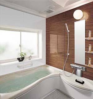 浴室のカラーコーディネートについて