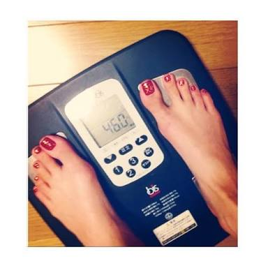 女性芸能人の身長体重を予想するトピ