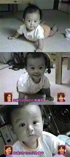 赤ちゃんの頃の自分可愛かったですか?