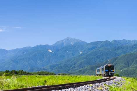 100年後の日本にも残したい、美しい風景。