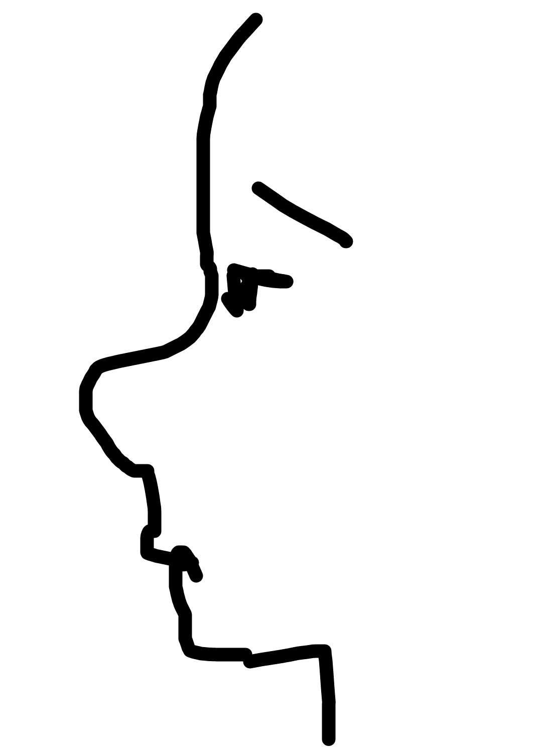 鼻が低い方