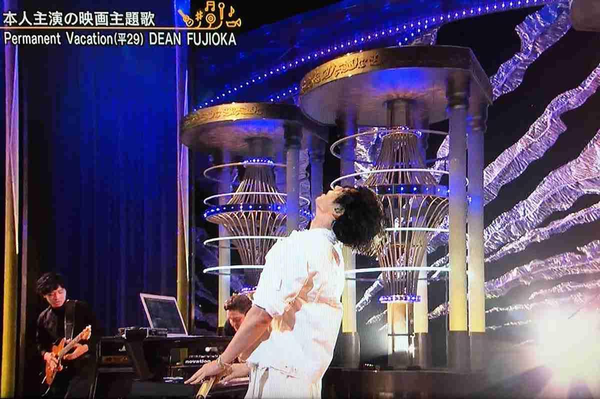 本当にアジアのスター?ディーン・フジオカの「歌声」に視聴者が愕然!