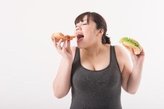 太ってた時の食生活