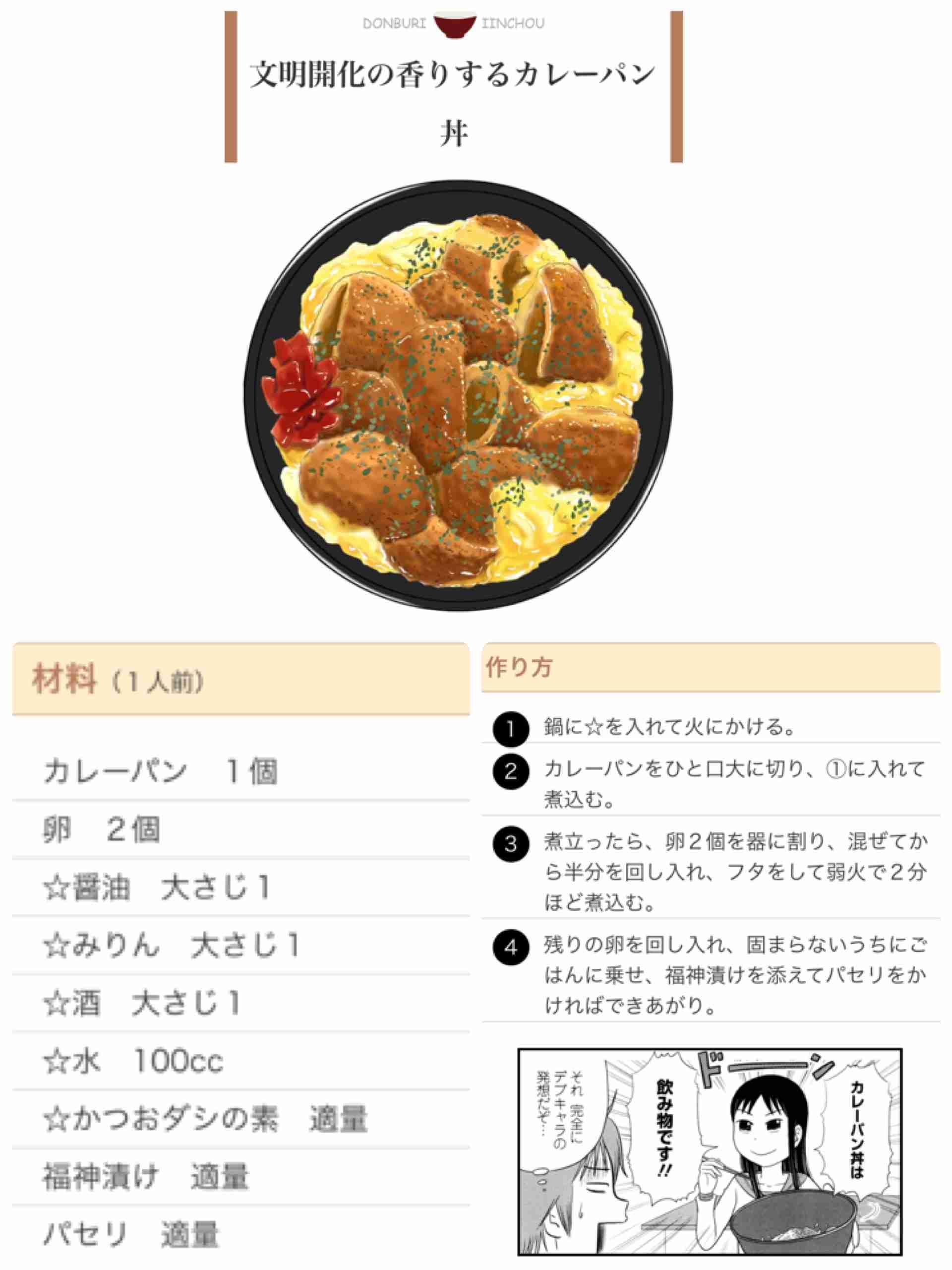 カレーパン好きが集まるトピ