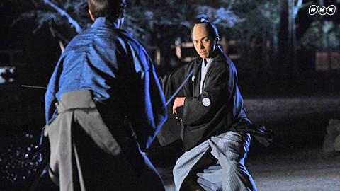 和服や鎧甲冑が似合う俳優さん