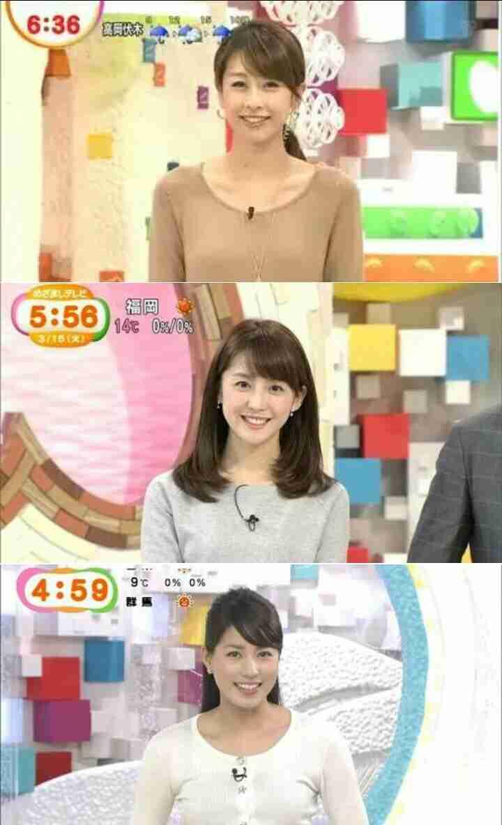 女子アナ・お天気お姉さんのヘアメイク研究トピPart3