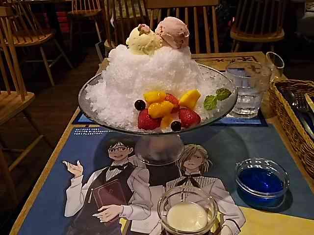 『ユーリ!!! on ICE』とサンリオコラボ決定!