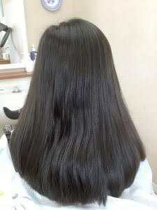 髪のボリュームの落とし方