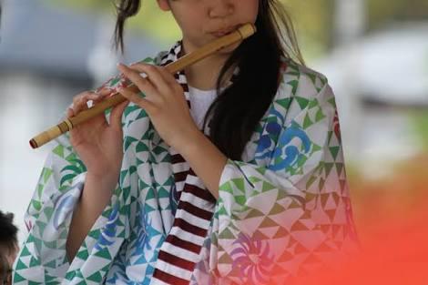 和楽器やってる人います?