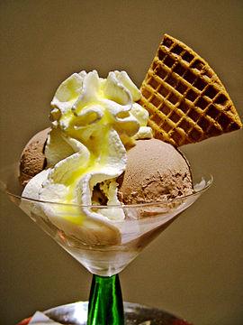 アイスの画像を貼るトピ