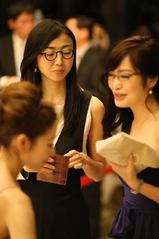 【メガネの方】結婚式のお呼ばれ。