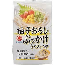 冷たい麺の定番具材&変わり目トッピング
