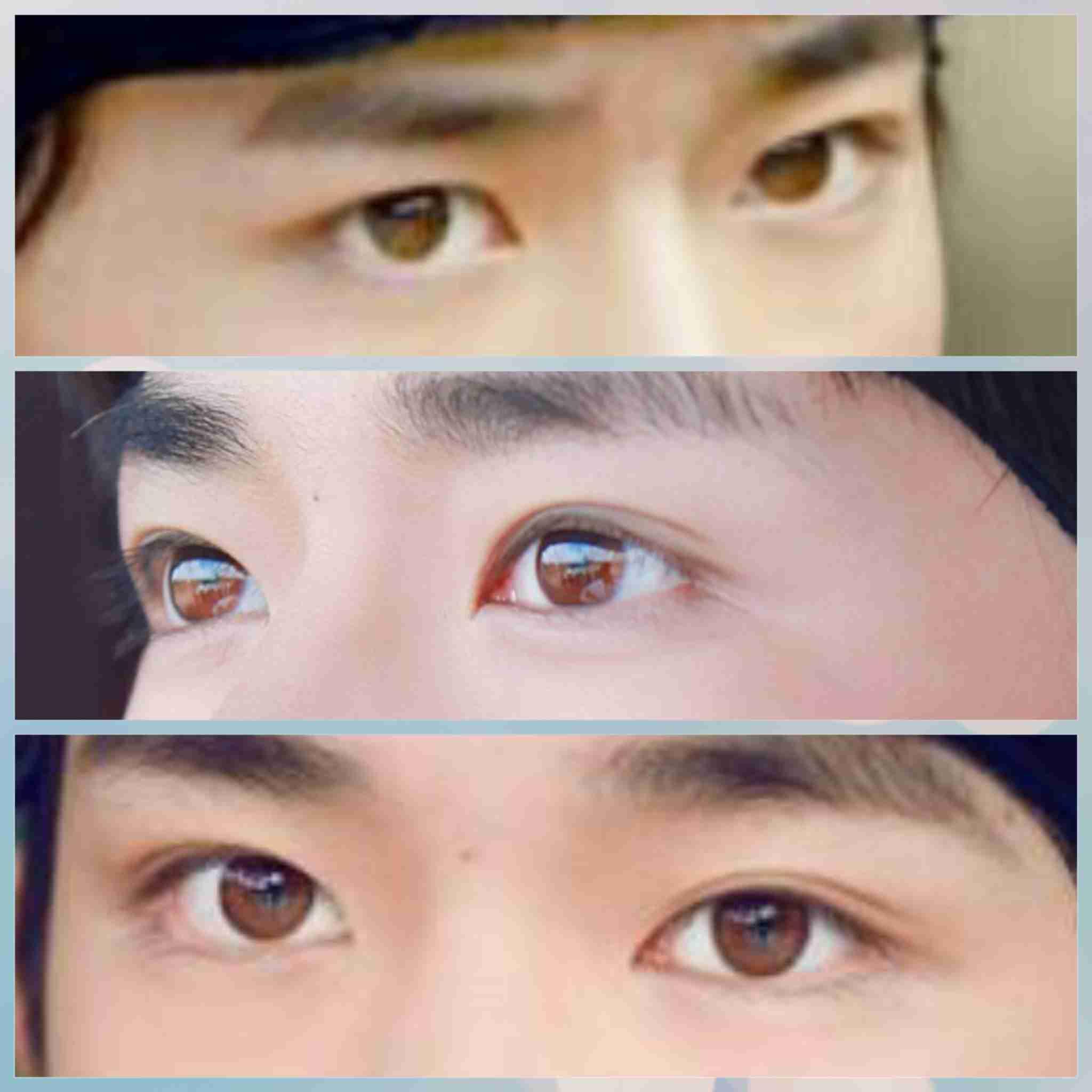 ☆画像☆綺麗な色の目が見たい