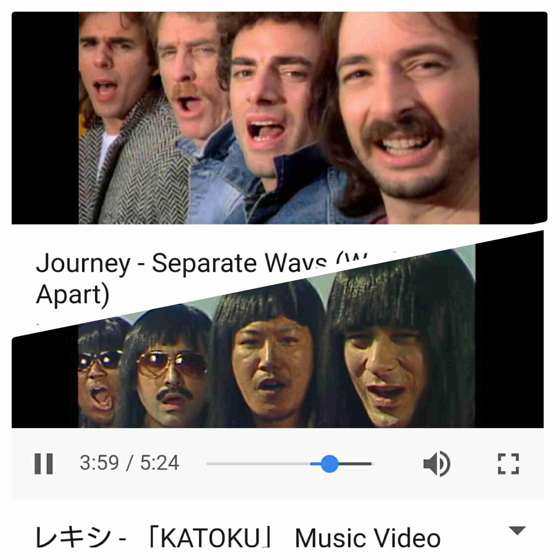 好きなミュージックビデオ
