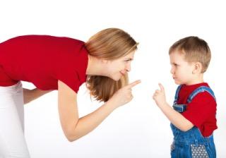 今日、どんなことで子供を叱ってしまいました?
