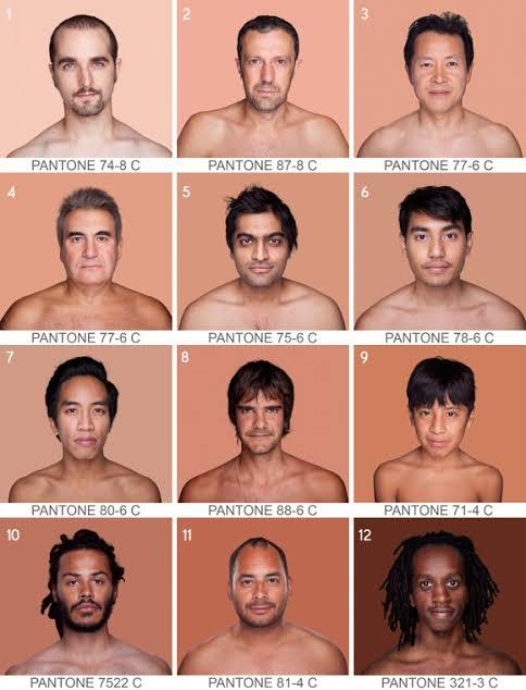 色黒と色白の男性どっち派?