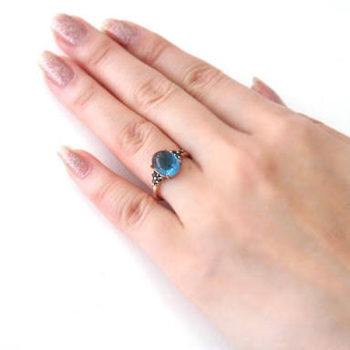 オーダーメイドで指輪など作った人!