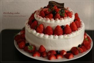 色んな誕生日ケーキが見たい!