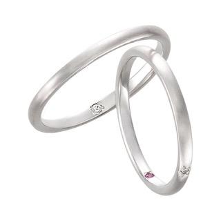 どんな結婚指輪ですか?