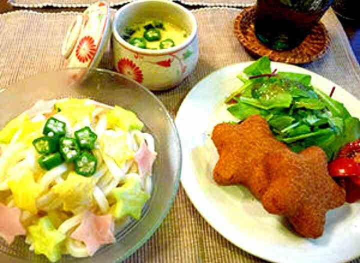 七夕なに食べる?(つくる?)