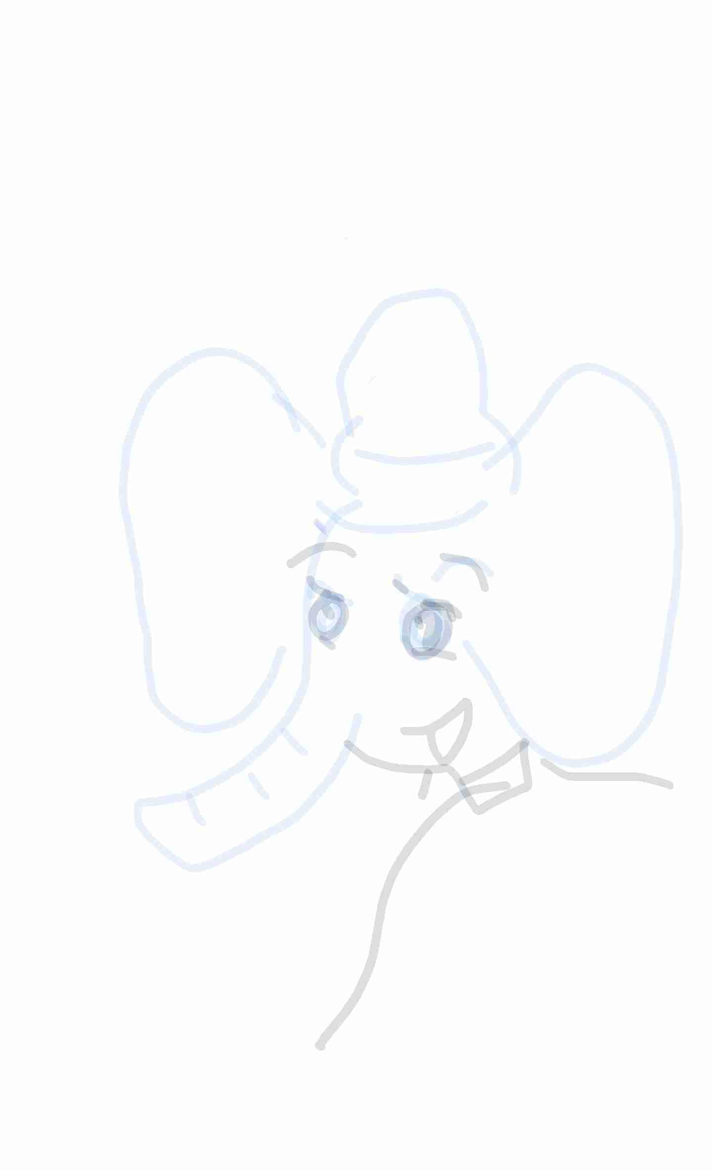 【お題】記憶だけでお絵描きしましょう【リクエスト】