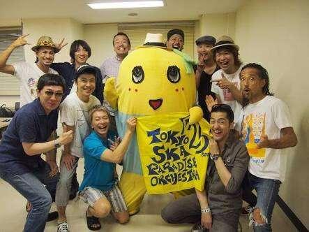 東京スカパラダイスオーケストラ好きな人!