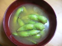 【旬の食材】枝豆の食べ方
