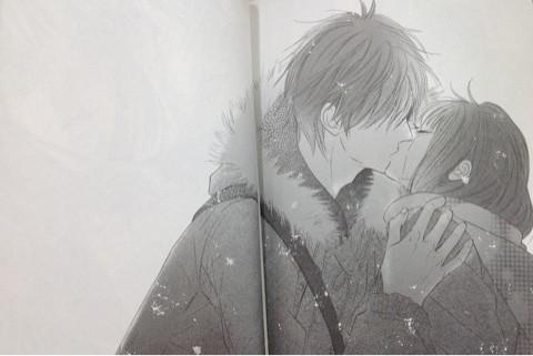 好きな漫画・アニメのキスシーン