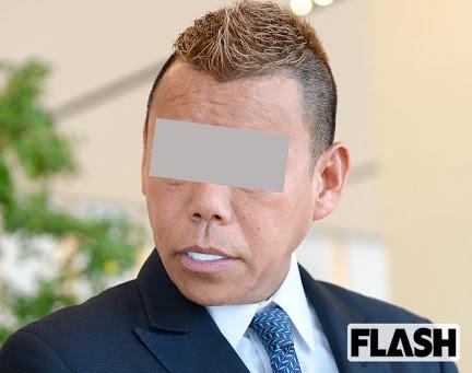 顔の一部を貼って誰か当てるトピ