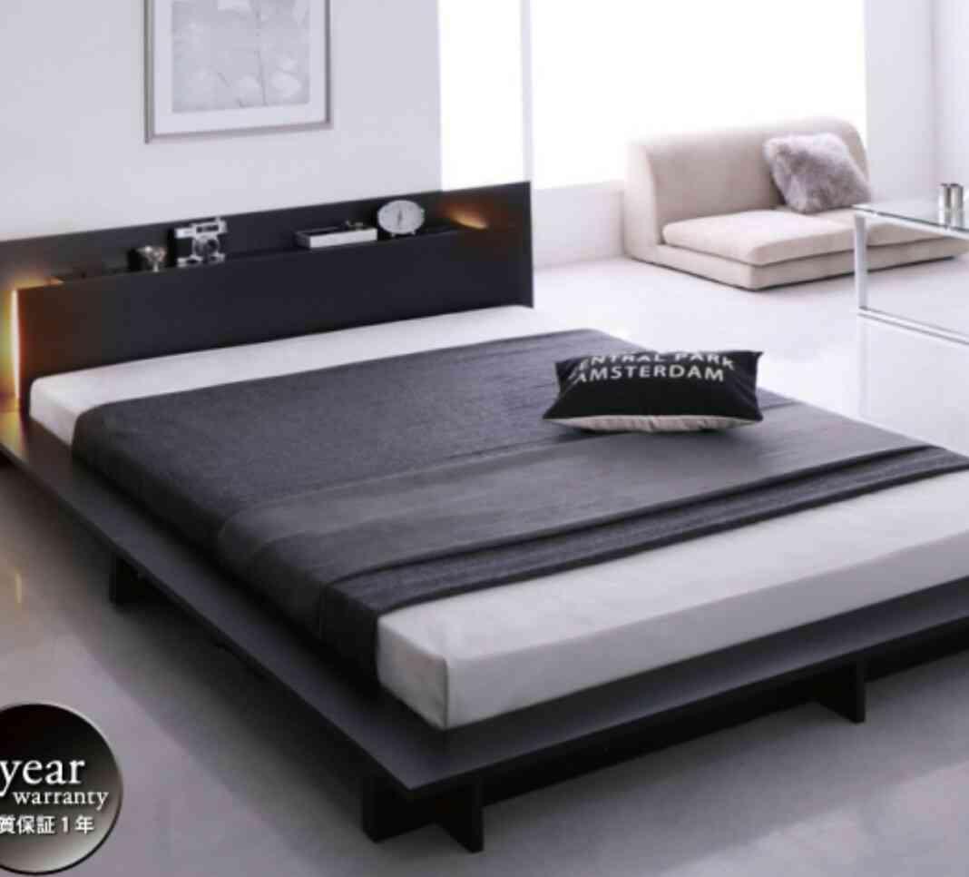 どんなベッド使っていますか?